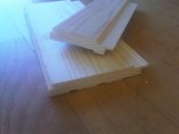 Profiled boards 3